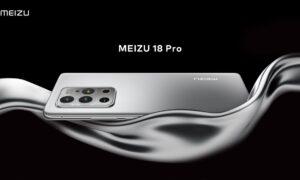 Meizu 18, un smartphone con una hoja de datos sorprendente